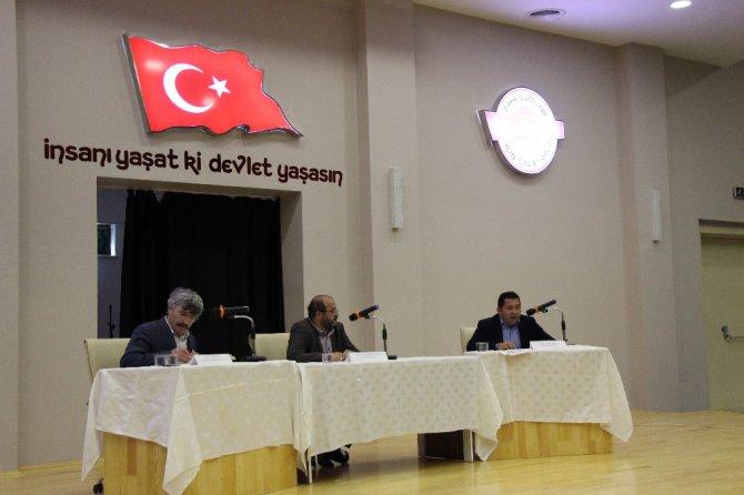 Seydişehir'in kurucusu Seyyid Harun Veli Hazretleri anıldı