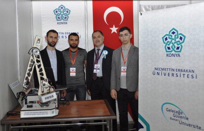 NESA, 11. Uluslararası MEB Robot Yarışmasına katıldı