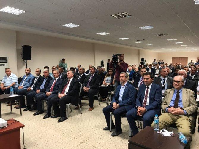 Türkiye'deki itfaiye yöneticileri Konya'da buluştu