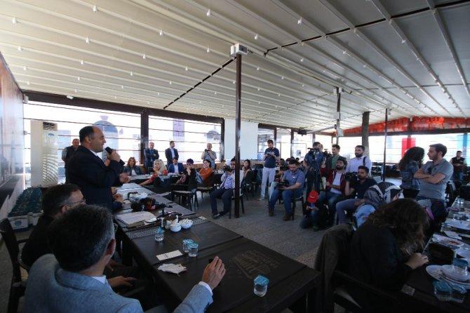 Konya basınına Beyşehir gezisi