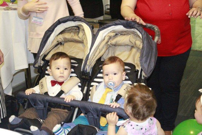 Tüp bebek sahibi anneler buluştu