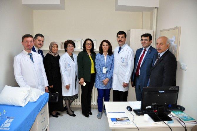 NEÜ'de Geleneksel ve Tamamlayıcı Tıp Merkezi açıldı