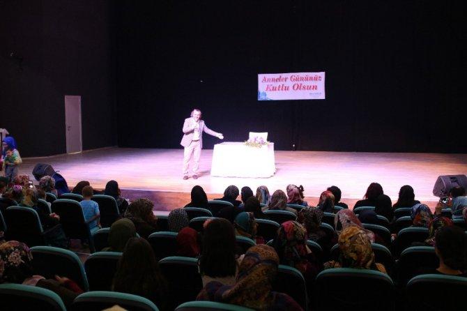 """Beyşehir'de 'Mutlu Anne, Mutlu Aile"""" konferansı"""