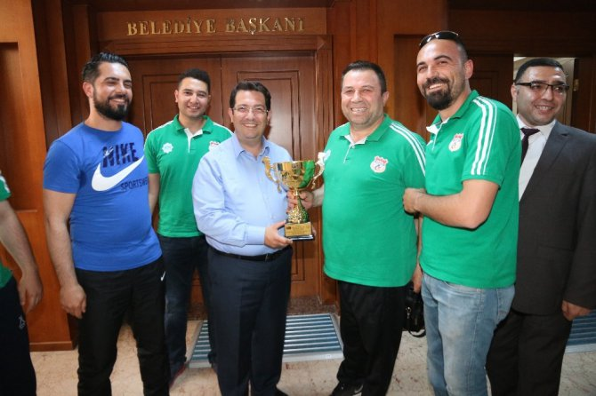 Aksaray Belediye Tekerlekli Sandalye Basketbol Takımı 1. Ligde