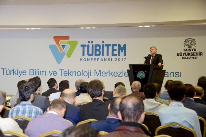 Türkiye Bilim ve Teknoloji Merkezleri Konferansı Konya'da yapılıyor