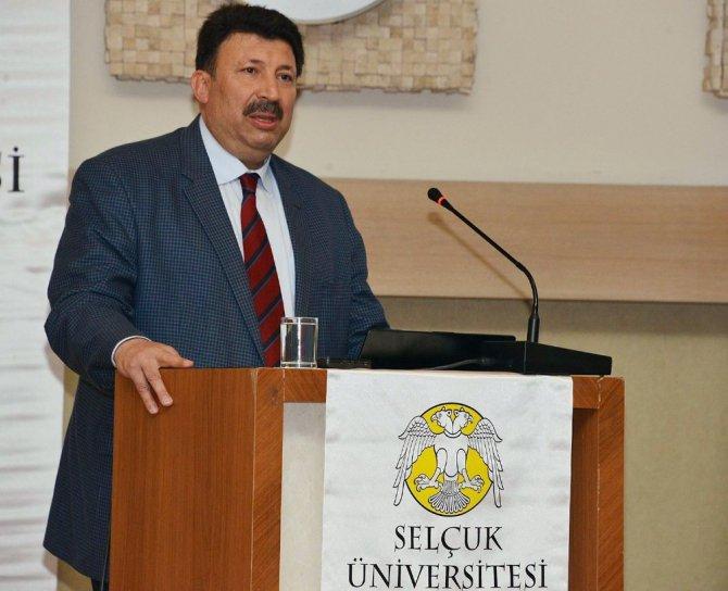 Selçuk Üniversitesi 21 farklı türde hizmet sunuyor