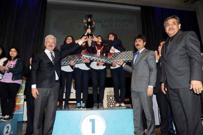 Haydi Konuş Bakalım yarışmasında ödüller sahiplerini buldu