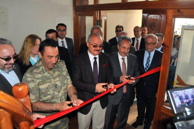 Akşehir'de Müzeler Günü kutlaması
