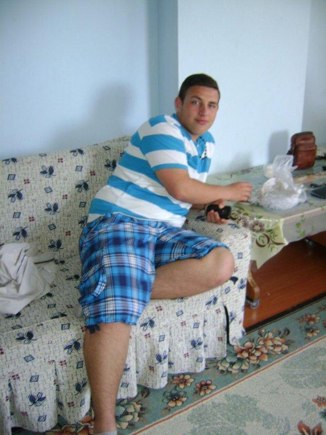 Halı saha maçına çağrılmayınca kendi yöntemiyle 7 ayda 54 kilo verdi