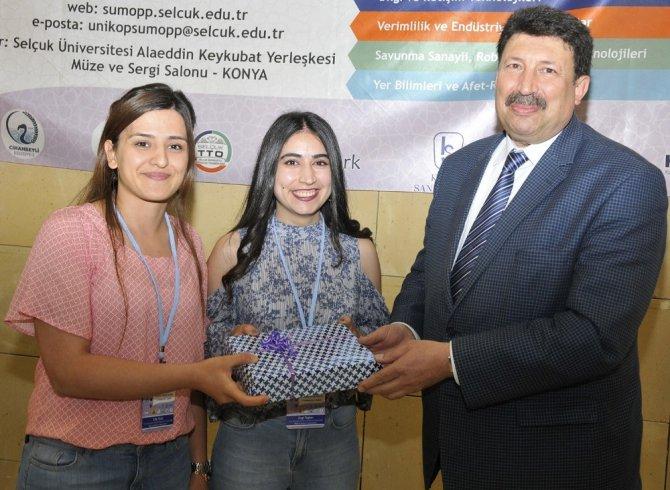 4. UNIKOP Mühendislik Öğrenci Proje Pazarında ödüller verildi