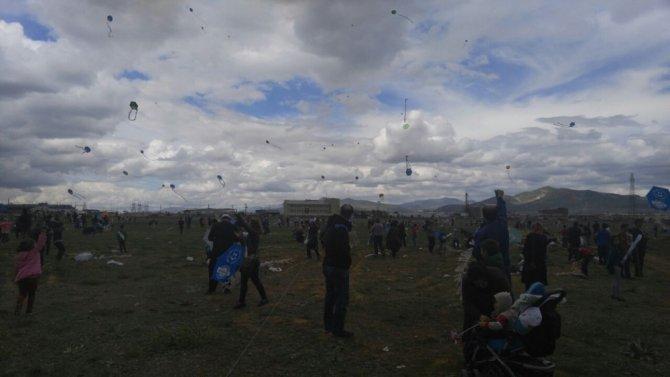Seydişehir'de uçurtma şenliği