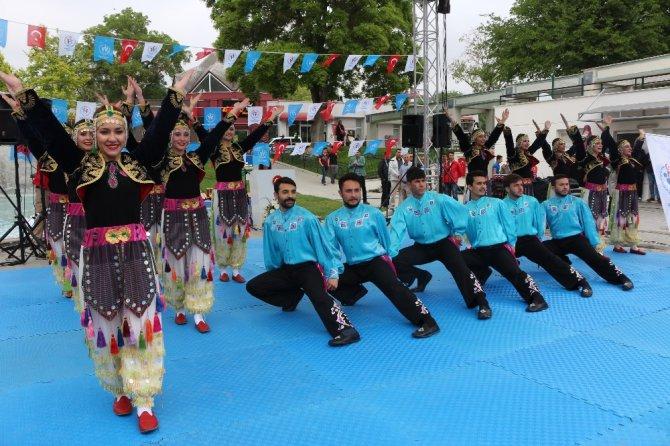 Konya'da 19 Mayıs kutlamaları