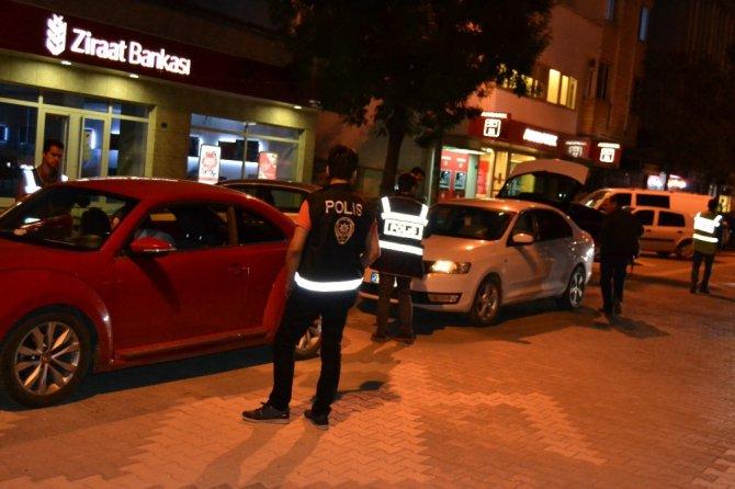 """Kulu'da """"Huzur-Türkiye 6"""" uygulaması"""
