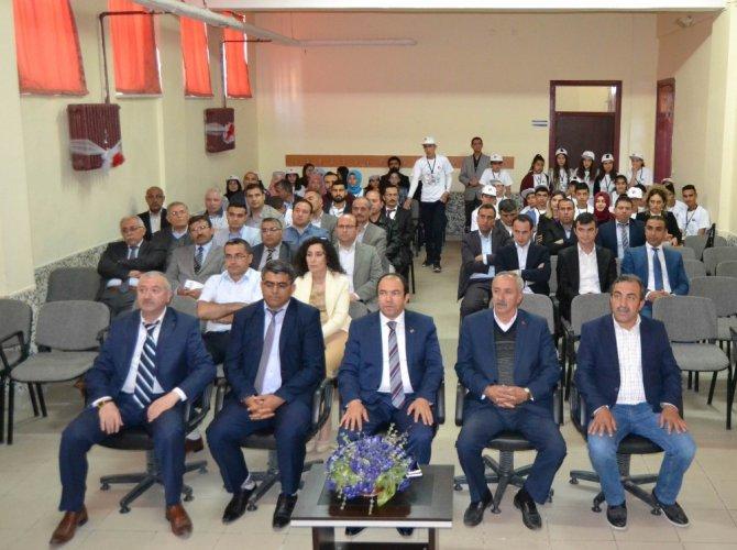 Kulu'da 4006 TÜBİTAK Bilim Fuarı açıldı