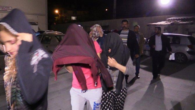 Konya'da fuhuş operasyonu: 11 gözaltı