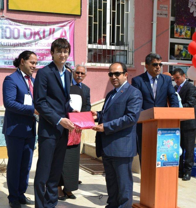 Kulu'da TÜBİTAK Bilim Fuarında 20 proje sergilendi
