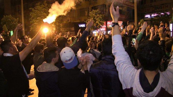 Konya'da Ziraat Türkiye Kupası sevinci