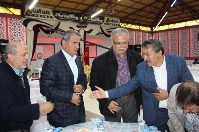 Başkan Tutal'dan birlik ve kardeşlik iftar yemeği