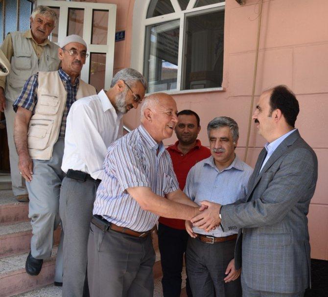 """Başkan Altay, """"Ramazan'ın bereketini hemşehrilerimizle yaşıyoruz"""""""