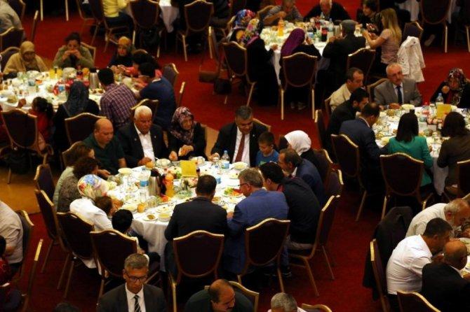 Ereğli Belediyesi'nden şehit aileleri ve gazilere iftar
