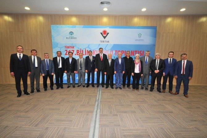TÜBİTAK Bilim Kurulu Konya'da toplandı