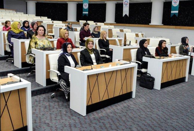 Meram Kadın Meclisi mahalle meclislerini kuruyor