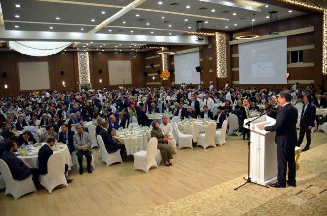 AK Parti Konya ailesi, İl Danışma Meclisi ve iftar programında bir araya geldi