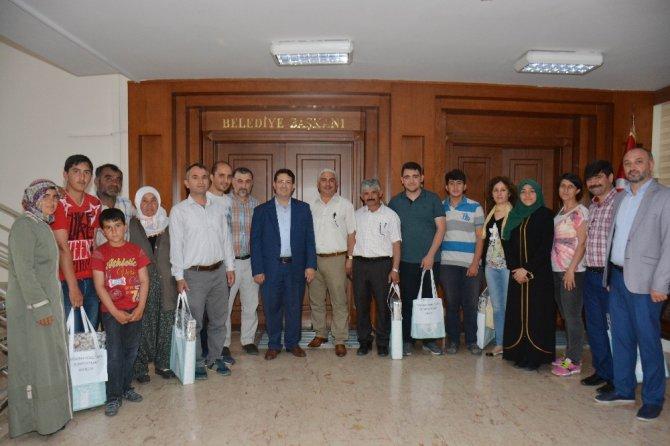 Başkan Yazgı, STK ve öğrencilerle buluştu