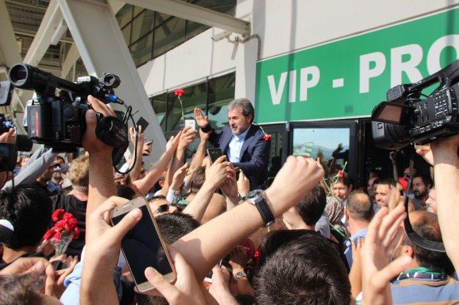 """Aykut Kocaman: """"Fenerbahçe'ye dönüşümün nedeni yarım kalan işlerim var"""""""