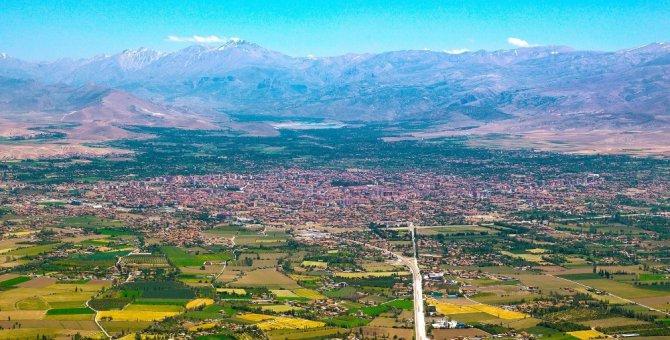 Konya'da 8 ilçesinin 1/5000 Ölçekli Nazım İmar Planı Revizyonu askıya çıktı