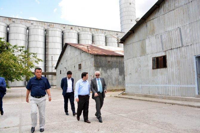 Başkan Yazgı, Selçuklu Park Projesinin hayata geçirileceği alanda inceleme yaptı