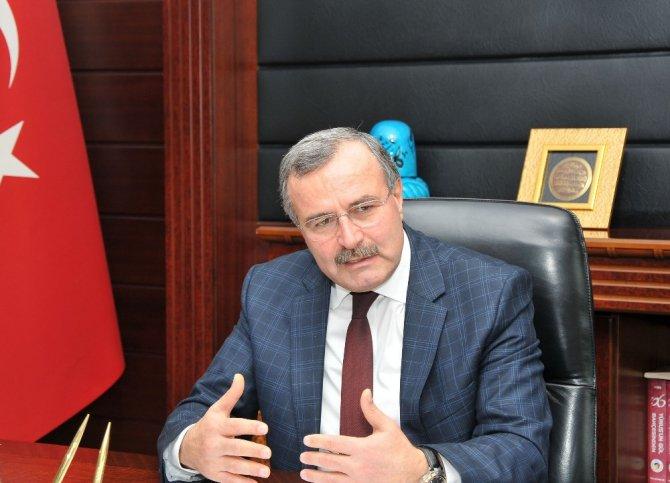 KSO Başkanı Kütükcü: sanayi üretim rakamlarını değerlendirdi