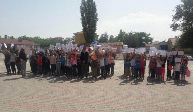 Kulu'da 8 bin 263 öğrenci karne aldı