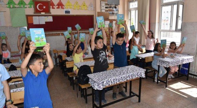 Selçuklu Belediyesinden çevreci okula ödül