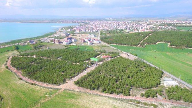 Beyşehir'e yeni mesire alanı