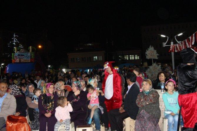 Seydişehir'de Ramazan etkinlikleri devam ediyor