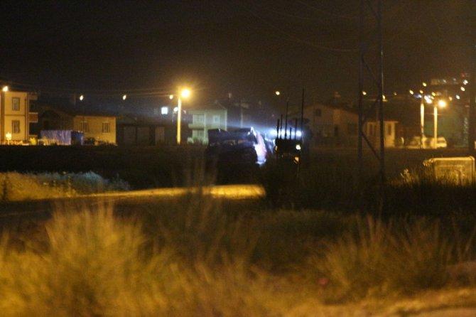 Aracına bomba koyulduğunu söyleyen şahıs polisi alarma geçirdi