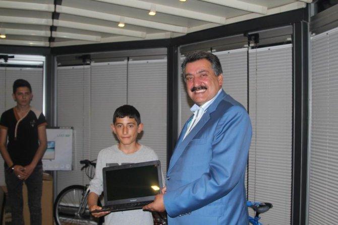 Cihanbeyli'de örnek proje
