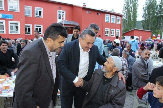 Seydişehir Belediyesinin iftar programları sürüyor