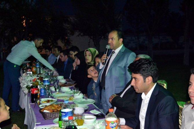 Kulu Kaymakamlığından iftar