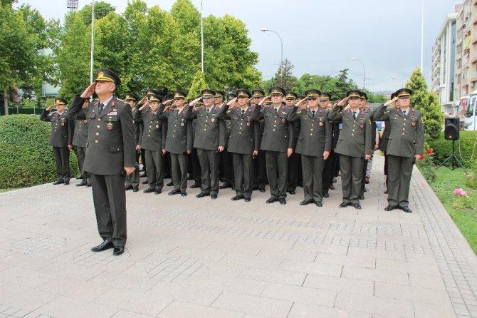 Jandarma 178'nci kuruluş yılını kutluyor