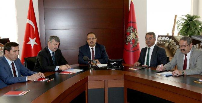 KIRDES ve Kültürhan Projelerinin protokolü imzalandı