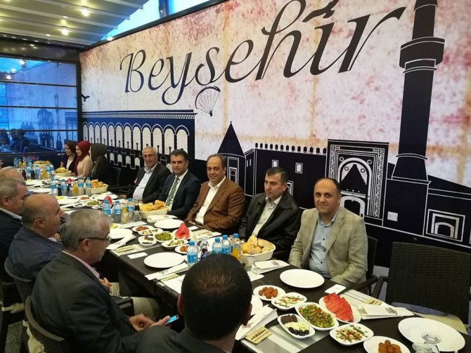 Başkan Özaltun, belediye çalışanlarıyla iftarda buluştu