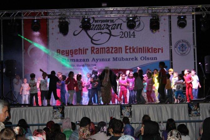 Beyşehir'de Ramazan etkinlikleri başlıyor
