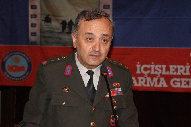 Jandarma'dan şehit yakınları ve gaziler onuruna iftar
