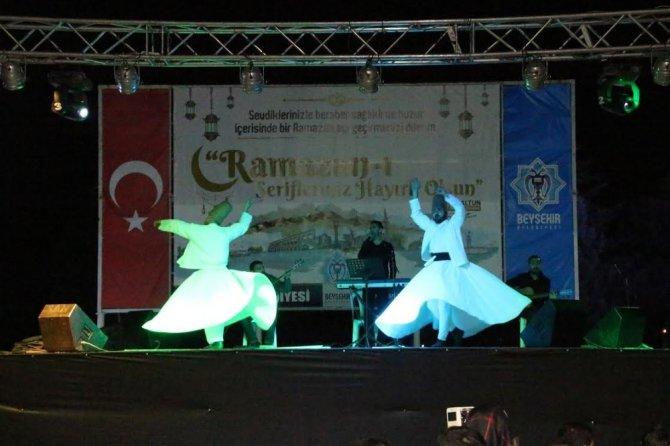 Beyşehir'de Ramazan coşkusu
