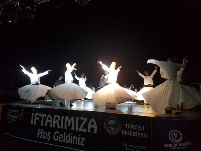 Konya Büyükşehir'den Tunceli'de birlik iftarı
