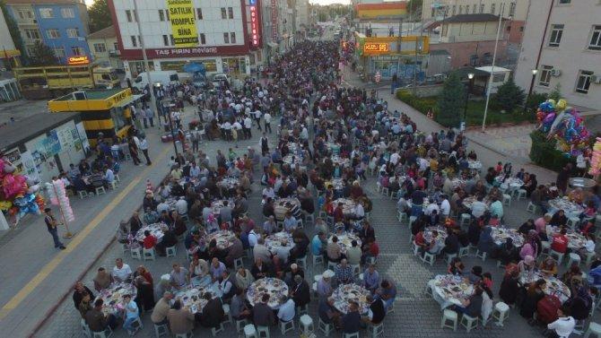 Cihanbeyli'de iftar programı