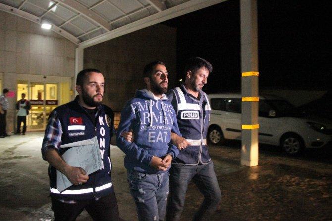 Konya'daki cinayetle ilgili 2 kişi gözaltına alındı
