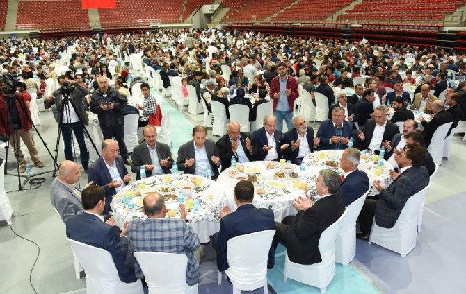 """Akyürek: """"Birlikte Konya'yız duygusuyla çalışıyoruz"""""""